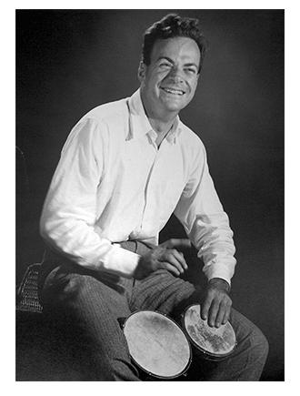 Feynman Bongos